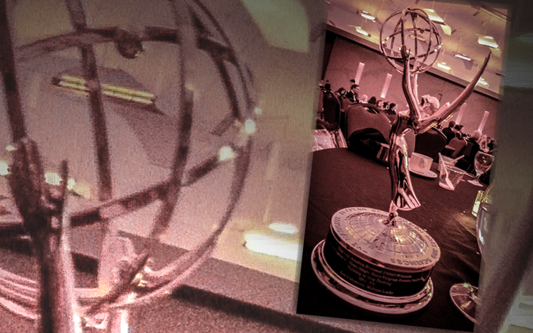 Emmy Win for Pedaling to Stop Pushing