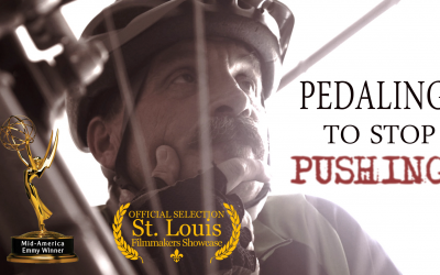 Pedaling to Stop Pushing (Winner Mid America Emmy 2016)