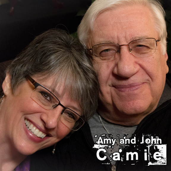 EP27 – John and Amy Camie – (Spiritual Guides) – Conversations with Calcaterra