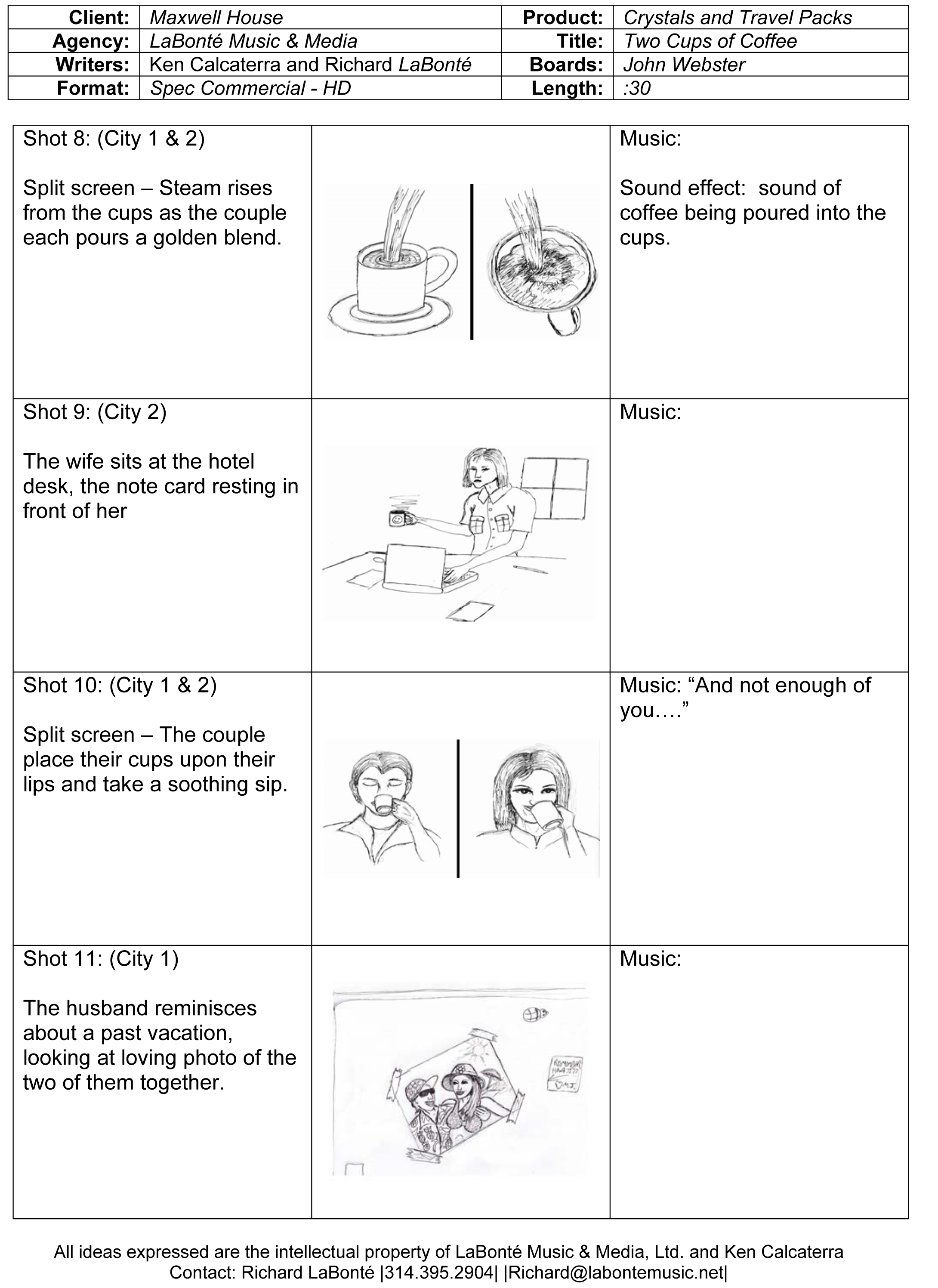 2 Cups of Coffee_Maxwell House Storyboard_050613-3