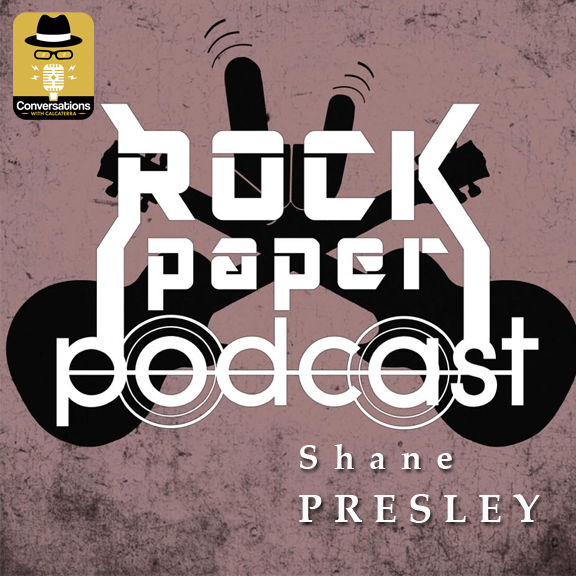 EP37 – Shane Presley (Podcaster) – Conversations with Calcaterra